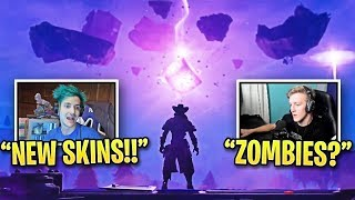 ¡Primero mira *NEW* Fortnite WEAPONS, ZOMBIES, SKINS, & MAP! Fortnite SAVAGE Moments