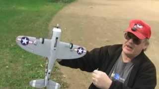 e flite umx p 47 thunderbolt maiden flight