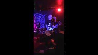 The Bronco - Levande Begravd (live video)