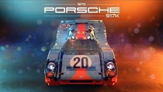 LEGO RC 1970 Porsche 917K
