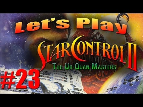 Let's Play Star Control 2 (part 23 - Precursor Dreadnought [live stream])