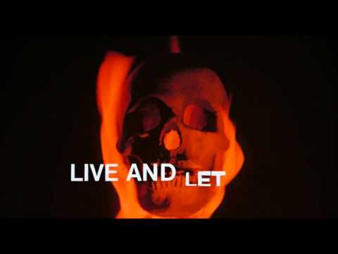 Live And Let Die (Song and movie opening).