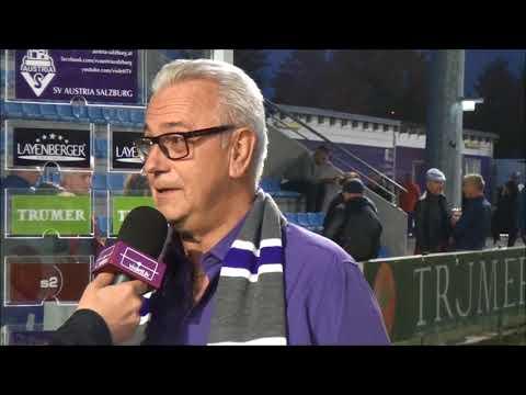 Austria Salzburg - SK Bischofshofen, Salzburger Liga 2017/18