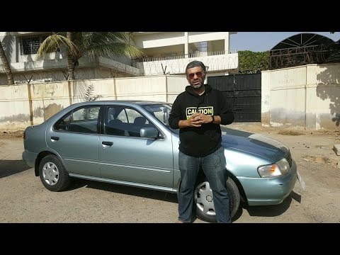 Official Review - Bamwheels - Nissan Sunny B14 - A Blast from the Past