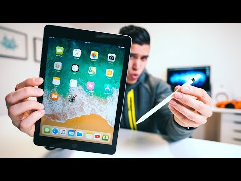 THE CHEAP AND BUDGET FRIENDLY 2018 IPAD!