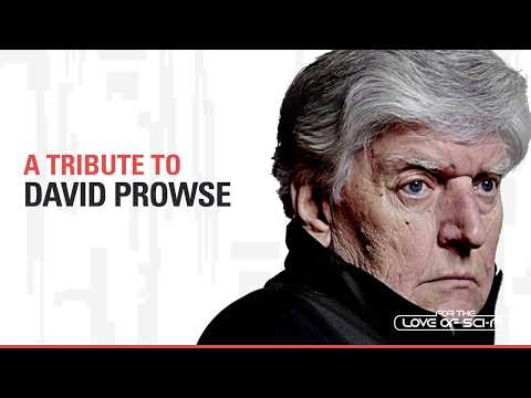 A Tribute to David Prowse/Darth Vader - For the Love of Sci-Fi