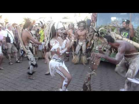 Rapa Nui: Tapati Festival 2016 - Farandula