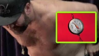 Bert Kreischer Strips Down for Sober October Weigh-In