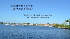 Cape Coral Florida Lifestyle