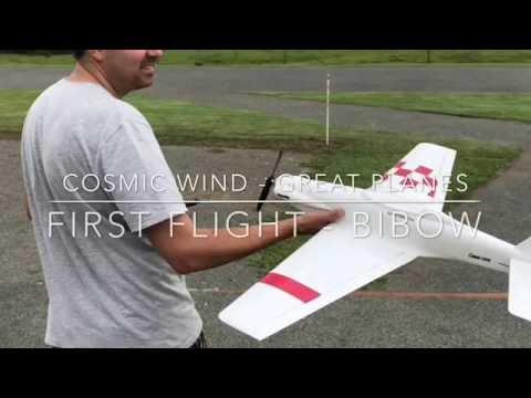 Cosmic Wind - Great Planes / Bibow / No Limit