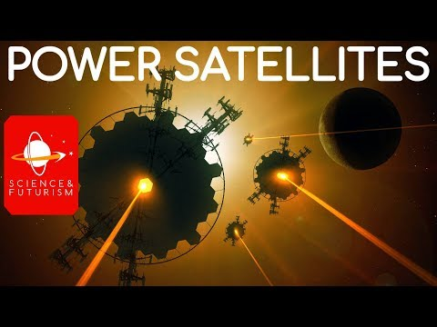 Upward Bound: Power Satellites