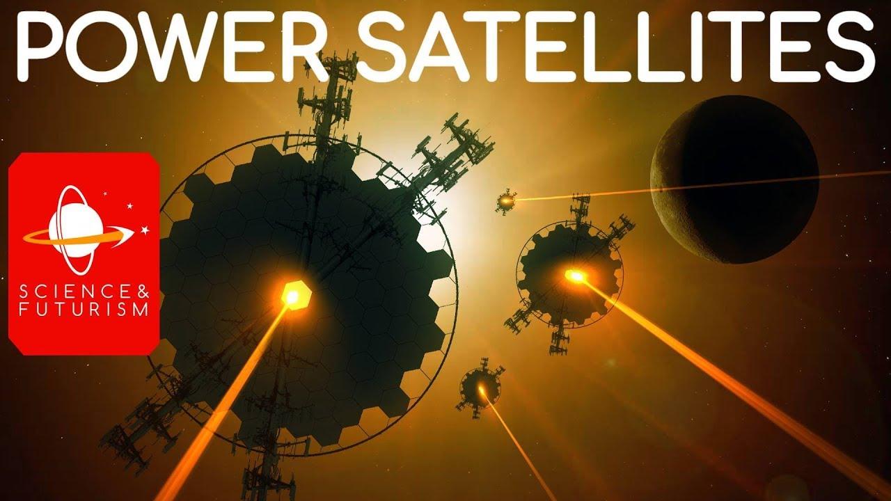 Upward Bound: Power Satellites