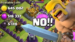 I'M SO MAD RIGHT NOW!  TH11 Farm to Max | Clash of Clans