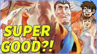 How is DC's Flintstones Comic SO GOOD?!
