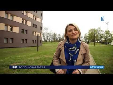 Itinéraire bis sur le campus de Poitiers