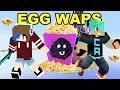 Minecraft / Egg Wars Marathon 3 / Baby Baby Popcorn Junior / Radiojh Games