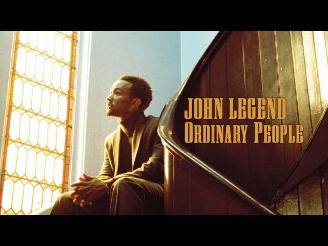 John Legend - Ordinary People (Maurice Joshua Nu Soul Remix)