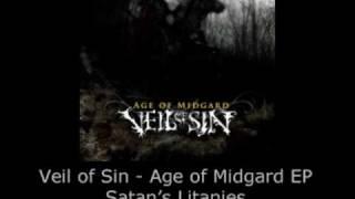 Veil of Sin - Satan