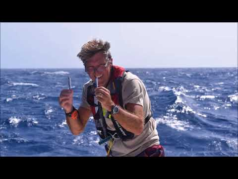 Cool Runnings on passage from Cocos Keeling to Chagos 2017