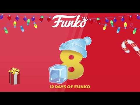 12 Days of Funko: Day 8