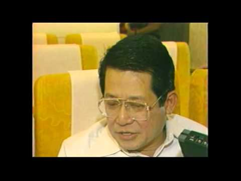 Full Airplane interview from August 21 1983 with Ninoy Aquin