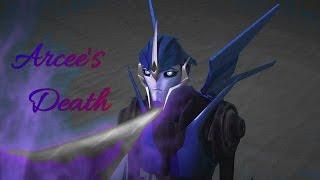 Gambar cover Arcee's Death