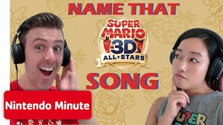 Name that Super Mario 3D All-Stars Song!