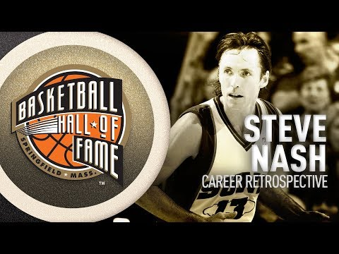 Steve Nash | Hall of Fame Career Retrospective