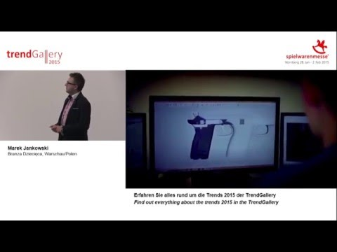 The Toy Trends 2015 presented by Marek Jankowski