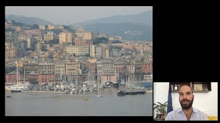 Travels with a Curator: Genoa