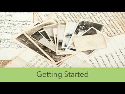 Start Your Family History Journey