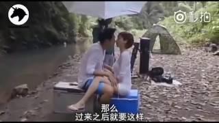 HOT KISS ADEGAN CIUMAN YANG BERAKIR DENGAN PERTENGKARAN