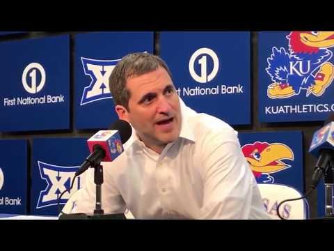 ISU post game after losing to Kansas