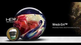 Roto Grip Wreck-Em (3 testers) by TamerBowling.com