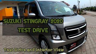 Suzuki Stingray 2020 Test Drive | Suzuki Wagon R Stingray Test Drive and Review