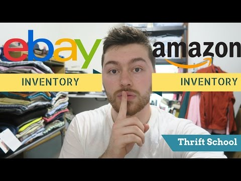 Top Secret Sourcing Locations! | Where I get my Ebay and Amazon Inventory