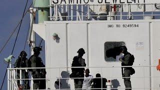Republic of Korea Navy SEAL fighting Somalia pirates