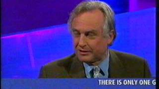 Richard Dawkins - Late Late Show Part 1 of 3