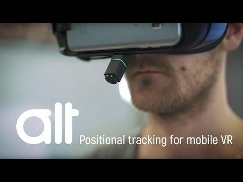 ALT:: positional tracking system for VR