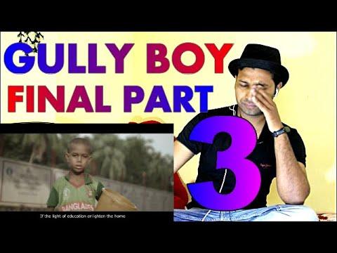 Gully Boy Part 3 (Official Music Video) Reaction | Rana | Tabib | Bangla Rap Song