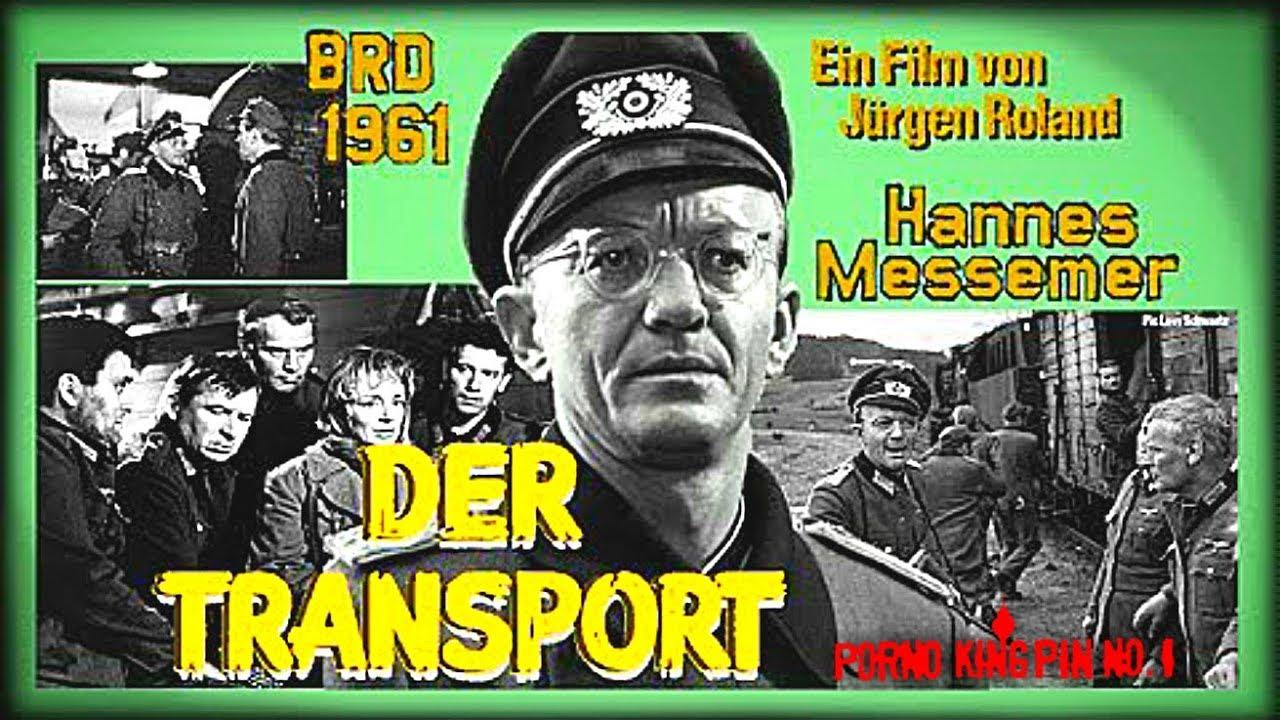 Der Transport Deutscher Spielfilm Drama1961