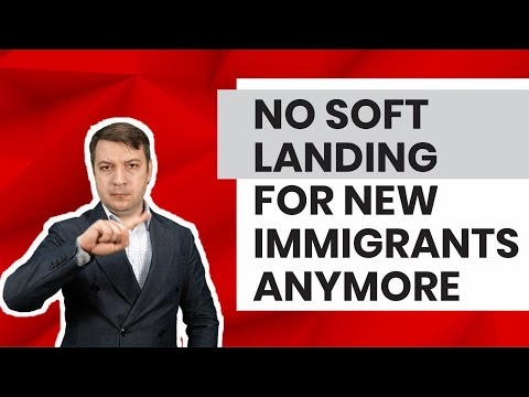 Soft Landing Is Not Allowed Anymore For New Immigrants To Canada