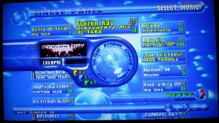 Dance Dance Revolution Ultramix 3 song list