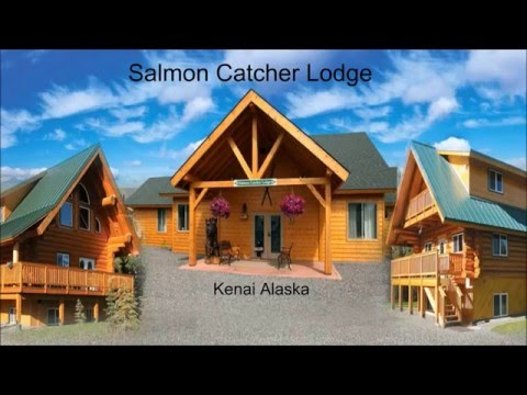 Best Kenai, Ak Fishing Lodge SalmonCatcherLodge 907-335-2001