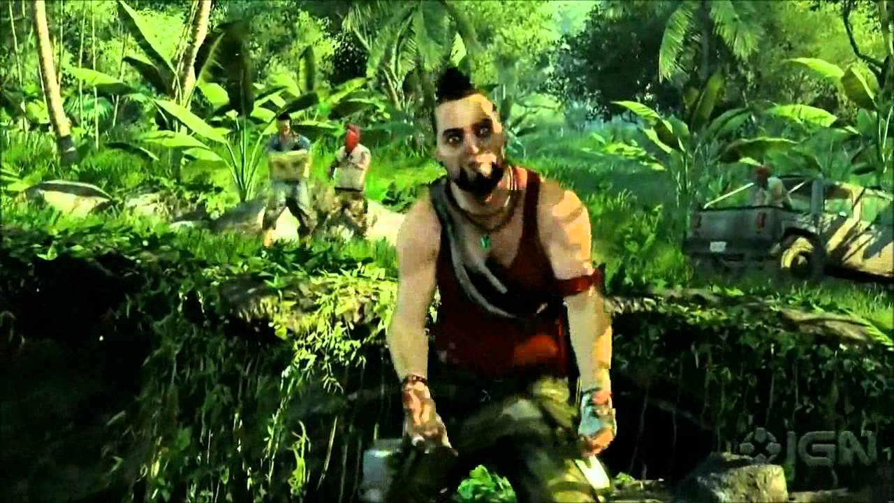 Recensie Far Cry 3 Mixed Grill