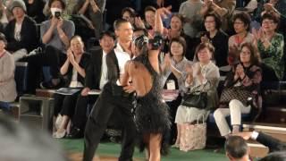 4K JDSF/WDSF Tokyo Open 2016 | Final SAMBA