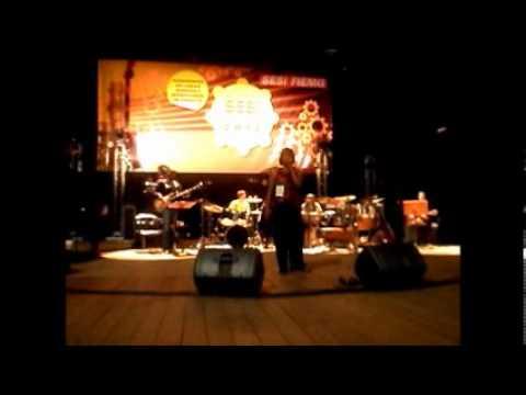 Ensaio com a banda do SESI Musica - Jussara Limma
