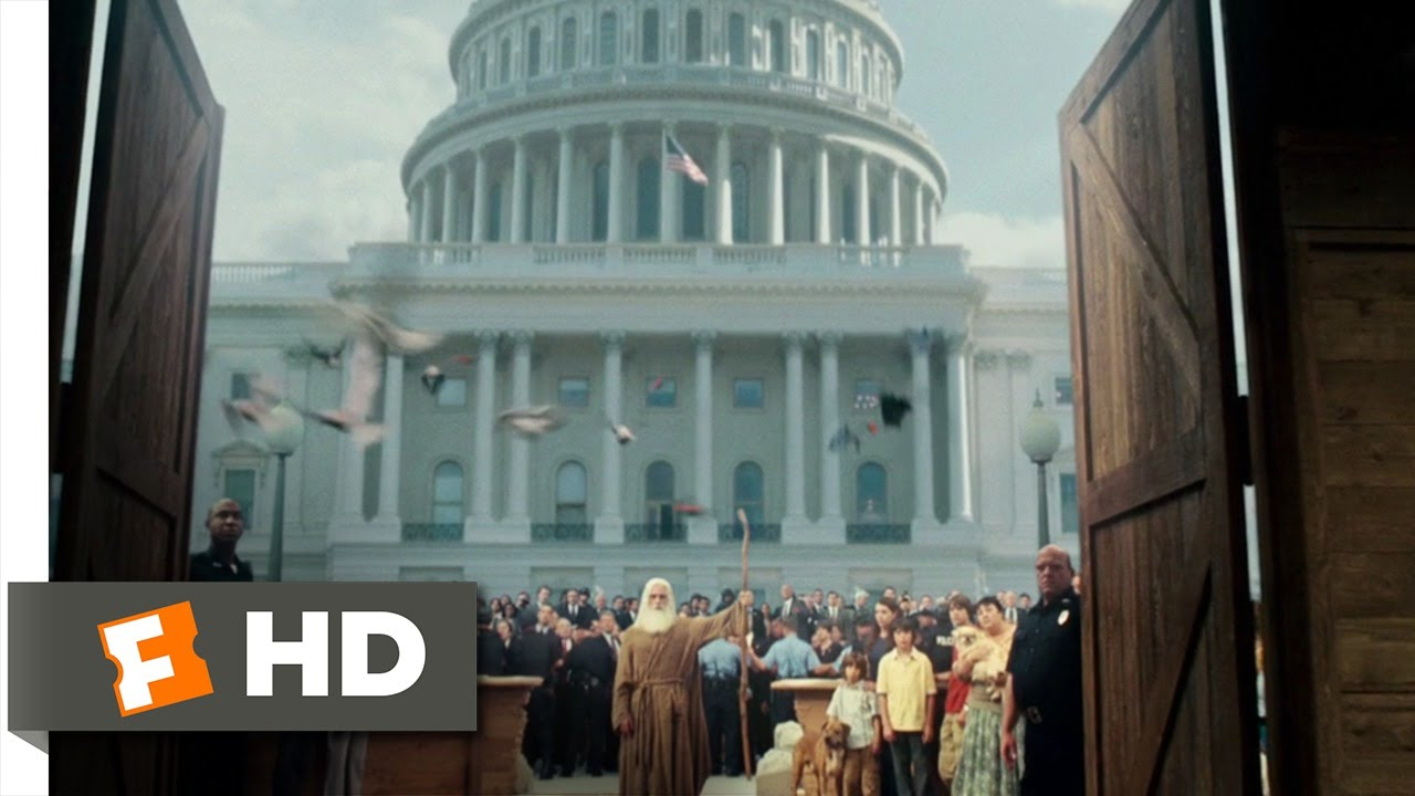 Evan Almighty 1010 Movie Clip Congress Gets An Ark 2007 Hd