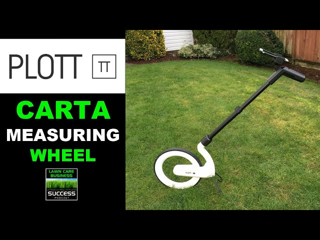Plott Carta | The First Mapping and Measuring Wheel | In-depth Look