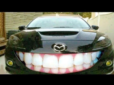 3 , 2 , 1 Go...!Car Nose Swap meme compilation